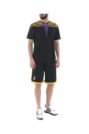 Shorts Marcelo Burlon County of Milan lakers MARCELO BURLON | 30 | CMCB002R196300711088