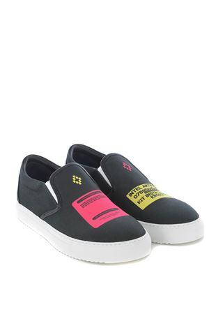 Sneakers slip on Marcelo Burlon county of Milan contamination MARCELO BURLON | 5032245 | CMIA015S198571441088