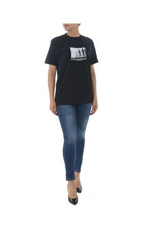 T-shirt Marcelo Burlon County of Milan c e aliens MARCELO BURLON | 8 | CWAA036S190010581088