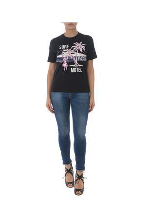 T-shirt MCQ Alexander McQueen band MCQ | 8 | 473705RMH33-1000