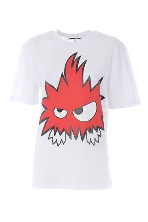 T-shirt MCQ Alexander McQueen boyfriend MCQ | 8 | 494256RMH30-9000