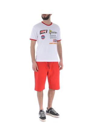 T-shirt McQ Alexander McQueen surfer MCQ | 8 | 524143RMT03-9000