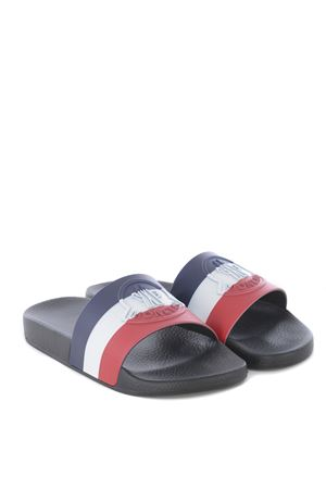 Pantofole Moncler Basile MONCLER | 5032249 | 10138-0001A49-998