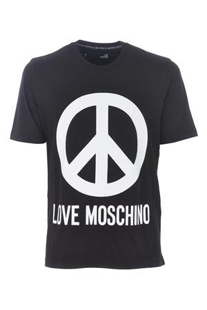 T-shirt Love Moschino MOSCHINO LOVE | 8 | M47322SM3876-C74