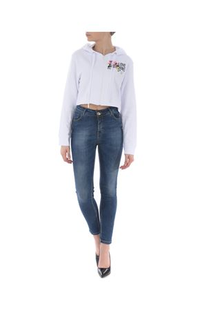 Felpa cropped Love Moschino MOSCHINO LOVE | 10000005 | W335901M4055-A00