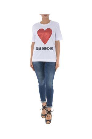 T-shirt Love Moschino MOSCHINO LOVE | 8 | W4F151OM3517-A00