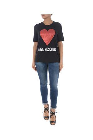 T-shirt Love Moschino MOSCHINO LOVE | 8 | W4F151OM3517-C74