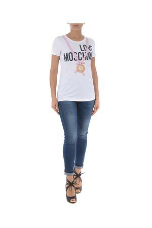 T-shirt Love Moschino MOSCHINO LOVE | 8 | W4F7343E2011-A00