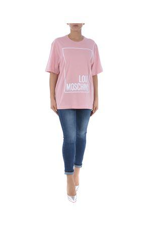 T-shirt Love Moschino MOSCHINO LOVE | 8 | W4F8715M3517-L81