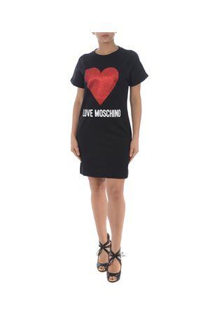 Abito Love Moschino MOSCHINO LOVE | 11 | W5A7302E2004-C74