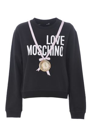 Felpa Love Moschino MOSCHINO LOVE | 10000005 | W630619E2004-C74