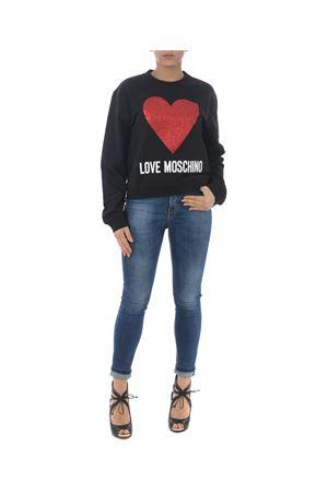 Felpa Love Moschino MOSCHINO LOVE | 10000005 | W630624E2004-C74