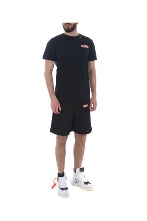 Shorts Off White slit logo OFF WHITE | 30 | OMCI005S191010061020