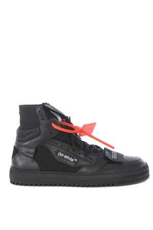 Sneakers uomo hi-top Off-White Off court OFF WHITE | 5032245 | OMIA065S198000161000