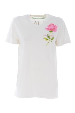T-shirt Off White flower woman OFF WHITE | 8 | OWAA049S19B070600188