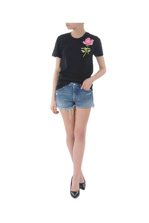 T-shirt Off White flower woman OFF WHITE | 8 | OWAA049S19B070601088