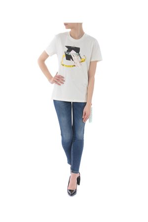 T-shirt Off White katie casual OFF WHITE | 8 | OWAA049S19B070650110