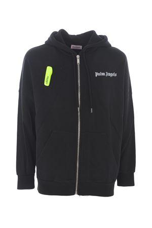 Felpa Palm Angels new basic hoody zip PALM ANGELS | 10000005 | PMBE001S194410081001