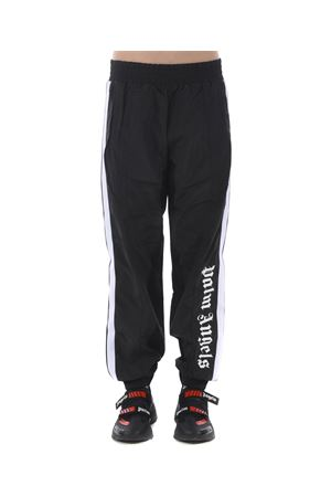 Pantaloni jogging Palm Angels over logo track PALM ANGELS | 9 | PMCA036S195070381001