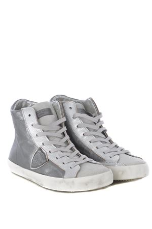 Sneakers hi-top donna Philippe Model paris h d PHILIPPE MODEL | 5032245 | CLHDXY33