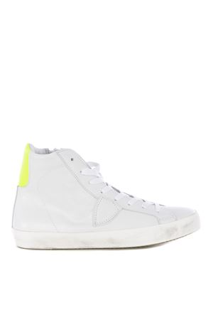 Sneakers hi-top uomo Philippe Model paris h u PHILIPPE MODEL | 5032245 | CLHUVN06