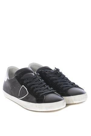 Sneakers uomo Philippe Model paris low PHILIPPE MODEL | 5032245 | CLLUV084