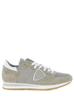 Sneakers uomo Philippe Model tropez l u PHILIPPE MODEL | 5032245 | TRLUV1116