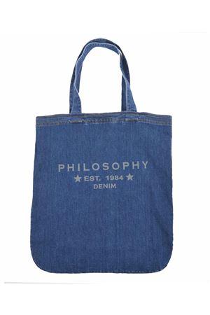 Borsa Philosophy di Lorenzo Serafini PHILOSOPHY | 31 | 3103730-300