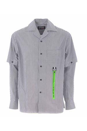 Camicia Represent REPRESENT | 6 | 106003BLACK-PINSTRIPE