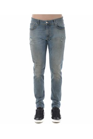 Jeans Represent distressed REPRESENT | 24 | 107003WORK BLUE