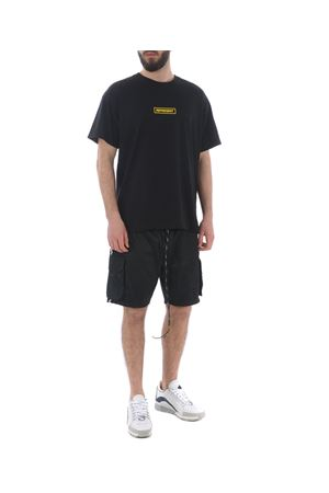 Shorts Represent military REPRESENT | 30 | 109001BLACK