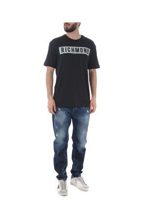 T-shirt John Richmond RICHMOND | 8 | RMP19057TSDPBLACK