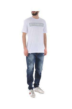 T-shirt John Richmond RICHMOND | 8 | RMP19057TSDPWHITE