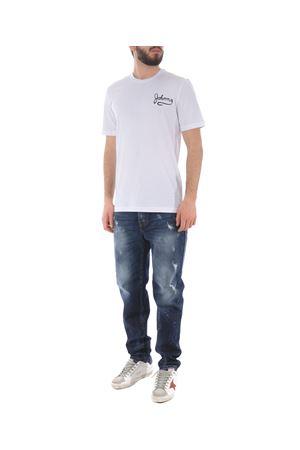 T-shirt John Richmond RICHMOND | 8 | RMP19058TSDPWHITE-BLACK