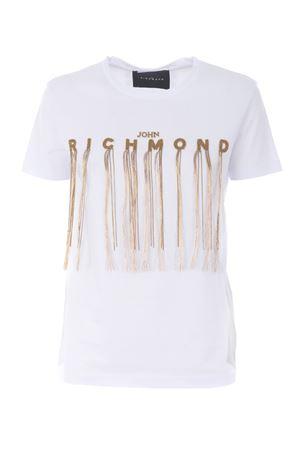 T-shirt John Richmond RICHMOND | 8 | RWP19298TSL4WHITE
