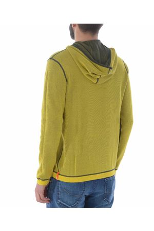 Cardigan reversibile RRD revers cotton hood zip RRD | 850887746 | 1905021