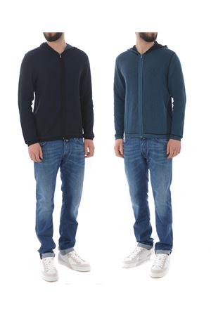 Cardigan reversibile RRD revers cotton hood zip RRD | 850887746 | 1905060