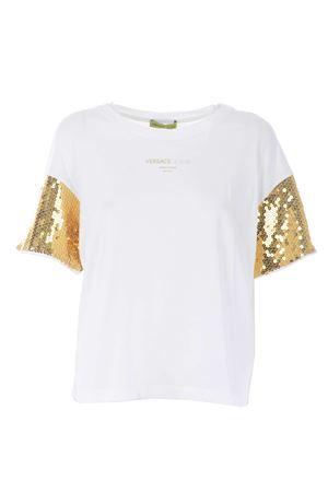 T-shirt Versace Jeans VERSACE JEANS | 8 | B2HTB70304722-901