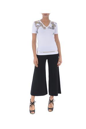 T-shirt Versace Jeans VERSACE JEANS | 8 | B2HTB7D536262-003