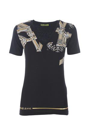 T-shirt Versace Jeans VERSACE JEANS | 8 | B2HTB7D536262-899