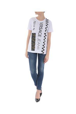 T-shirt Versace Jeans VERSACE JEANS | 8 | B2HTB7G736259-003