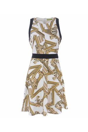 Abito Versace Jeans fregi VERSACE JEANS | 11 | D2HTB437S0507-003