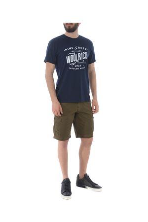 T-shirt Woolrich WOOLRICH | 8 | WOTEE1156UT1469-313