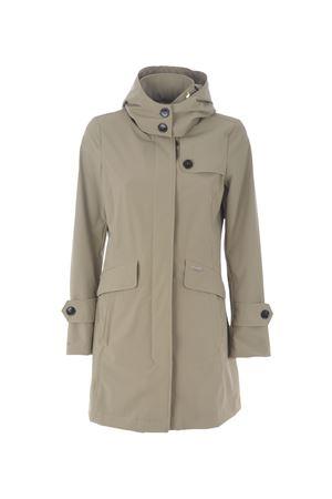 Trench Woolrich fayette coat WOOLRICH | -1295562811 | WWCPS2718UT0102-7074