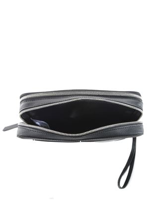 AMI Alexandre Mattiussi Leather Clutch AMI | 31 | E17A11 310025