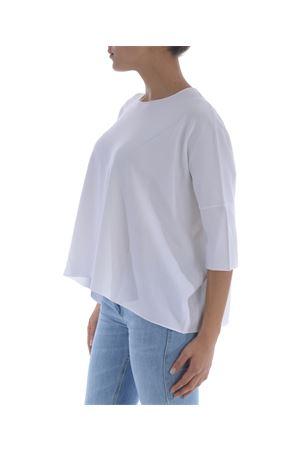 Base Milano sweater in viscose blend yarn BASE MILANO | 7 | 734 B6080201