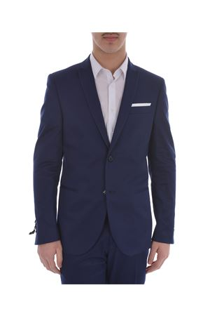 Daniele Alessandrini Single Breasted Suit D.A. DANIELE ALESSANDRINI | 11 | A002N587-23