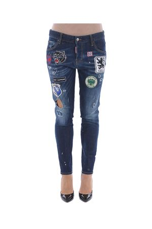Jeans Dsquared2 cool girl DSQUARED | 9 | S72LA0943S30342-470