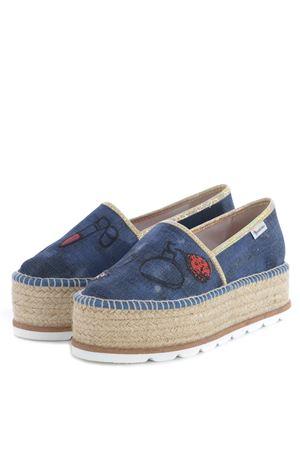 Sneakers slip on Espadrilles ESPADRILLES | 12 | JMAQUILLAJE HOKJEANS OSCURO