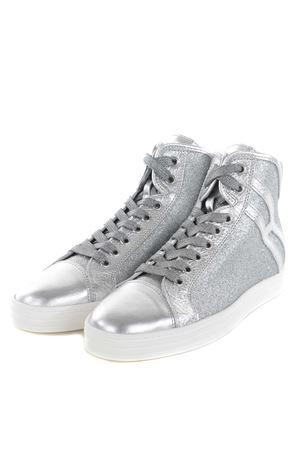 Sneakers hi-top donna Hogan Rebel HOGAN REBEL | 12 | HXW1820I650GAWB200